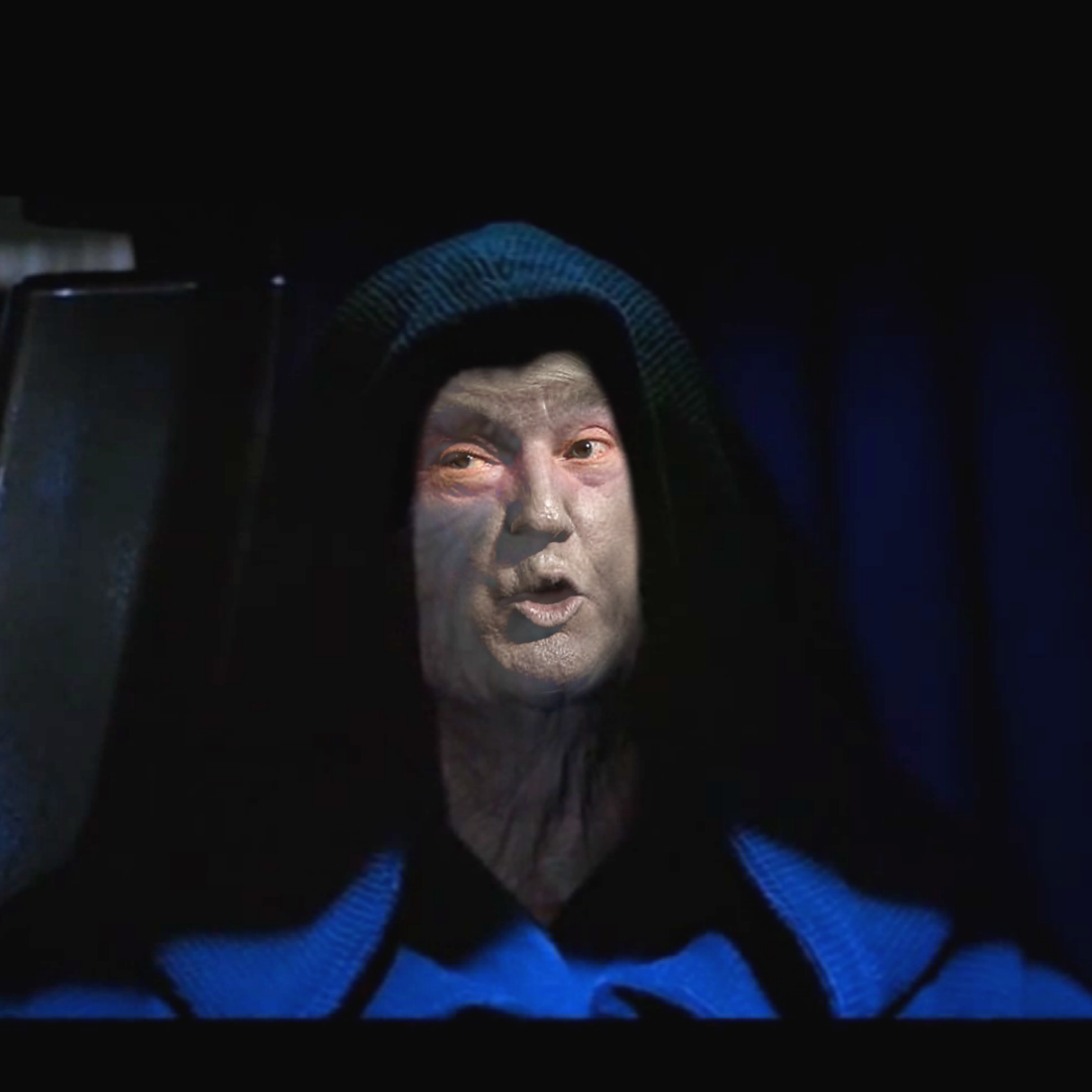 Why Donald Trump is using the same tactic as Star Wars villain Emperor Palpatine(Wait, what?)